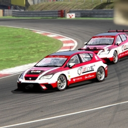 Seat Leon for Assetto Corsa