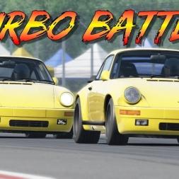 [Oculus Rift] RUF Yellowbird Turbo Battle - VRC.net RUF Yellowbird @ Silverstone