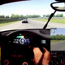 AC - Vallelunga - Porsche 911 GT3 Cup 2017 - online race RD