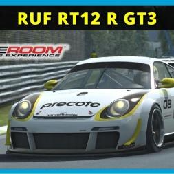 Raceroom - RUF RT12 R GT3 at Monza (PT-BR)