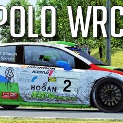 [Oculus Rift] Assetto Corsa Rally! Volkswagen Polo WRC vs. La Mussara - Sim traxx mods
