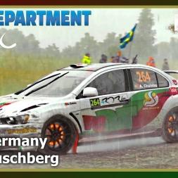 Dirt Rally - RDRC 08 - Rally Germany - SS05 Ruschberg