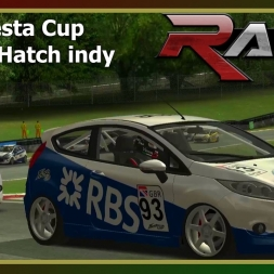 Race 07 - Ford Fiesta Cup - Brands Hatch indy
