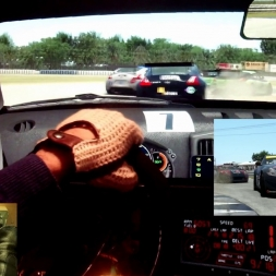 rF2 - Sebring - Nissan 370Z - 100% AI 7 laps race
