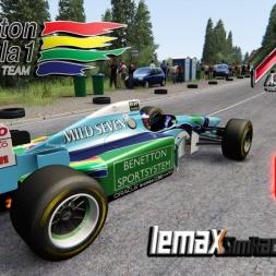 Assetto Corsa 4K UHD * crazy Formula one Krajiška Zmija Hillclimb