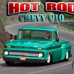 Assetto Corsa * Chevy C10 Pickup Hot Rod * Krajiska Zmija Hillclimb
