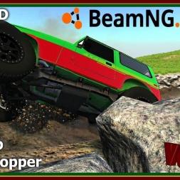BeamNG.drive - Grid Map - Offroad - Ibishu Hopper