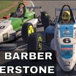 iRacing Skip Barber at Silverstone International - Fun drive