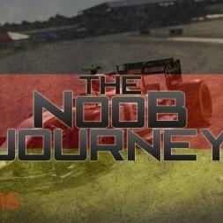 BEST RACE OF THE SEASON SO FAR! NOOB JOURNEY S2 - R3