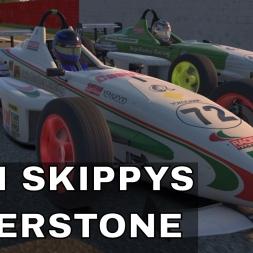 iRacing UK&I Skip Barber at Silverstone International