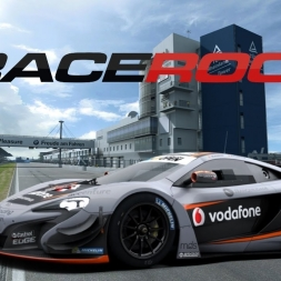 RaceRoom RE: McLaren 650S GT3 @ Nurburgring GP - Testing the new car