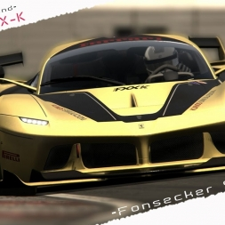 Assetto Corsa Dream Cars Ferrari FXX K - Fonsecker Sound -