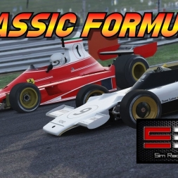 [Oculus Rift] Racing at SRS Classic Formula 1 @ Brands Hatch - Trackday Tuesdays #63