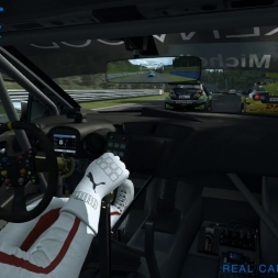R3E - eWTCC Round 1 at Monza - Second Race Onboard