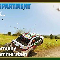 Dirt Rally - RDRC 08 - Rally Germany - SS09 Hammerstein