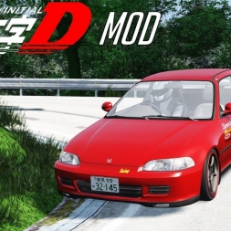Initial D mod pack for Assetto Corsa v1.0 Oculus Rift Review + DOWNLOAD
