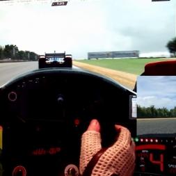 R3E - Midohio - Formula RaceRoom US - 100% AI race