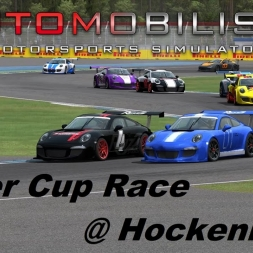 Automobilista Beta (1.3.81b) - Boxer Cup Race @Hockenheim