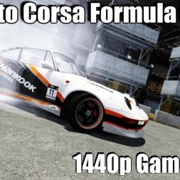 Assetto Corsa - Formula Drift Car Pack Gameplay 1440p