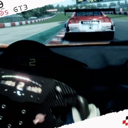 RaceRoom Mixed Reality McLaren 650S GT3 Onboard Cam at Nurburgring