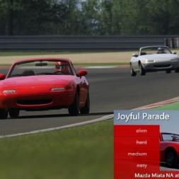 Assetto Corsa (1.13.2) - Joyful Parade - Mazda Miata NA @Nürburgring Sprint