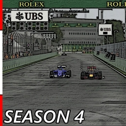 F1 2016 Career - S4R7: Canada - Rebuilding The Career