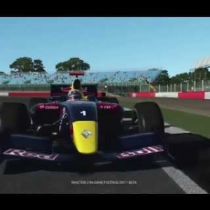 rFactor 2 DX11 Beta