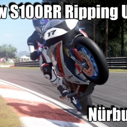 RIDE 2 - BMW S1000RR Ripping Up The Nurburgring - Real Cam Effect !
