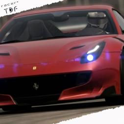 Assetto Corsa Ferrari F12 TDF - Short Video-