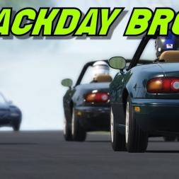 [Oculus Rift] Mazda MX-5 NA Trackday at Imola - Assetto Corsa Trackday #64