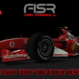 Assetto Corsa * ASR Formula * Ferrari F2004 v0.4 BETA [download]