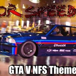 GTA 5  | VFS Visual Overhaul - NFS Night Mod (4K)