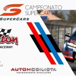In the battle - Automobilista - Racingclub 2ª Manga - Super V8 - Winton