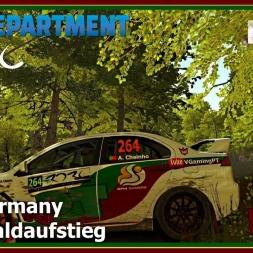 Dirt Rally - RDRC 08 - Rally Germany - SS14 Waldaufstieg