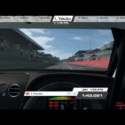 RaceRoom RaceDepartment Event | Multiclass @ Monza