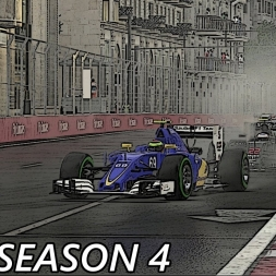 F1 2016 Career - S4R8: Europe - Rain Every Race?