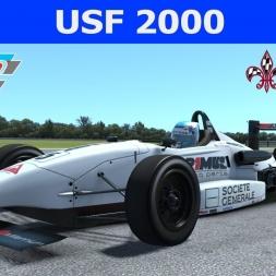 USF 2000 at NOLA Motorsport Park DX11 (PT-BR)