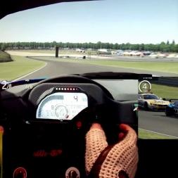 AC - Nurburgring - BMW Z4 GT3 - online race