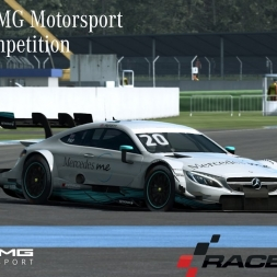 R3E - Mercedes AMG Motorsport eRacing Competition at Hockenheim - 1:30.391