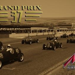 Assetto Corsa * Formula 1 GrandPrix 1937