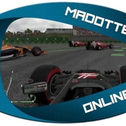 F1 2017 (mod) - F1 2016 online in an OPEN PUBLIC LOBBY!!!