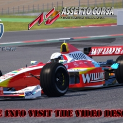 Assetto Corsa  * WILLIAMS FW21 [Beta2]