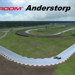 Let's Play - RaceRoom Racing Experience - Scandinavian Raceway - Touring Classics @Anderstorp