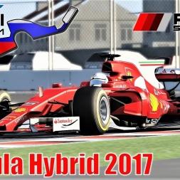 Formula Hybrid 2017 HOTLAP at Sochi Autodrom - Assetto Corsa (Mod Download)