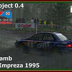 Dirt Rally - RFPE Project 0.4 - Subaru Impreza 1995 - Sweet Lamb