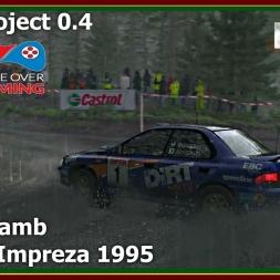 Dirt Rally - RFPE Project 0.4 - Subaru Impreza 1995 - Sweet Lamb