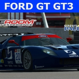 Ford GT GT3 at Paul Ricard (PT-BR)
