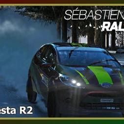 Sébastien Loeb Rally Evo - Rada - Ford Fiesta R2