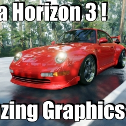 Forza Horizon 3 Amazing Graphics ! 4k Cinematic