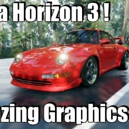 Forza Horizon 3 Amazing Graphics ! 4k Cinematic